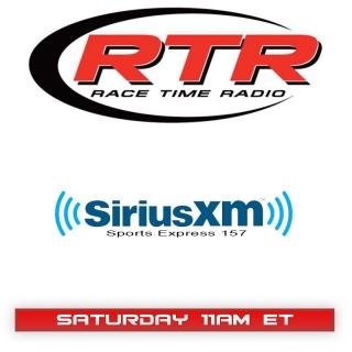 RaceTimeRadio SiriusXm SportsExpress157