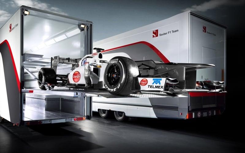 Sauber F1 Team Spa