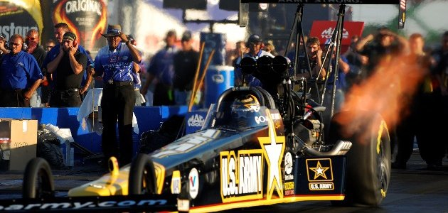 NHRA TOP FUEL: Tony Schumacher Takes Record Ninth Indy Win (VIDEO)
