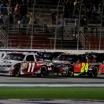 Denny Hamlin Jeff Gordon Atlanta Motor Speedway