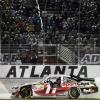 Denny Hamlin Wins Atlanta Motor Speedway