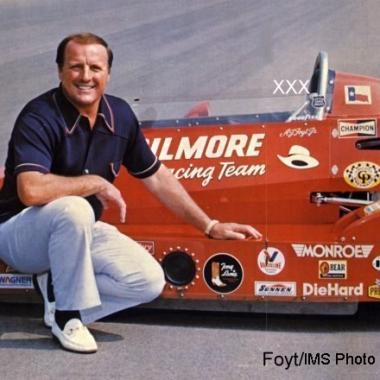 A.J. Foyt IndyCar Team Owner (Past)