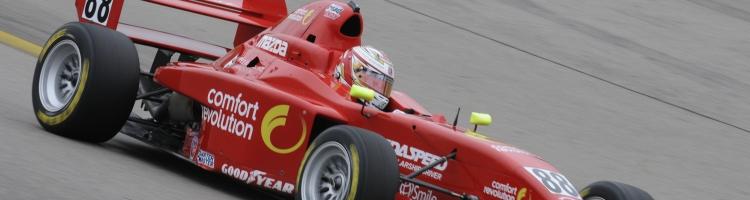STAR MAZDA: Andretti Autosport Star Mazda Driver Sage Karam Launches New Website