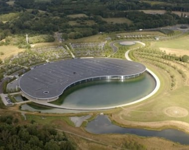 McLaren F1 Formula One Technology Centre