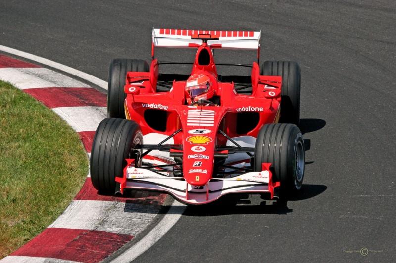 2006 Michael Schumacher (Canada)