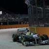 2012 Mercedes AMG Petronas Formula One Team Photos (Singapore GP)