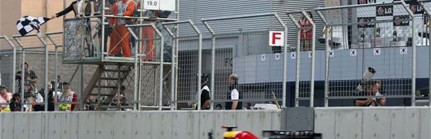 F1: Sebastian Vettel Wins In Korea (PHOTOS)