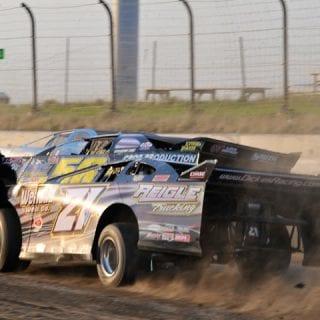 2012 Travis Dickes Racing (Super Late Model Racing Series Champion)