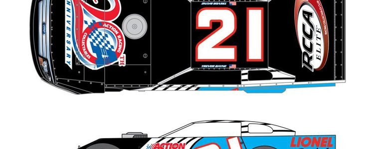DIRT LATE MODEL: Trevor Bayne Set To Race At Charlotte Dirt Track