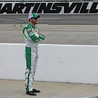 Dale Earnhardt Jr Cleared To Race At Martinsville (NASCAR Cup Series)