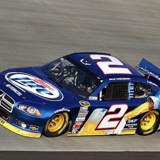 NASCAR (Brad Keselowski)