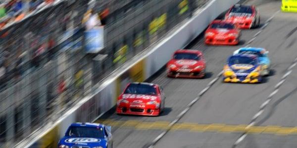 NASCAR CUP: Penske Racing At Martinsville Speedway (PHOTOS)