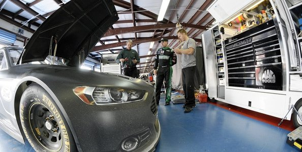 NASCAR CUP: 2013 Model Cup Cars Visit Talladega Superspeedway (PHOTOS)