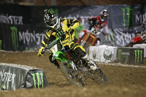 Ryan Villopoto Wins Las Vegas (Supercross)