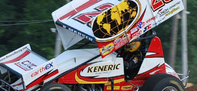 DIRT SPRINT CAR: WoO Sprints Heading To Federated Auto Parts Raceway at I-55