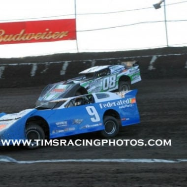 14 Year Old Jake Griffen (DIRT Late Model)