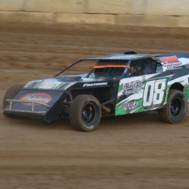 14 Year Old Jake Griffen (DIRT Modified)