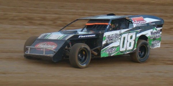 ASPAHLT LATE MODEL: 14-Year-Old, Jake Griffin Impressive in Governor's Cup Debut