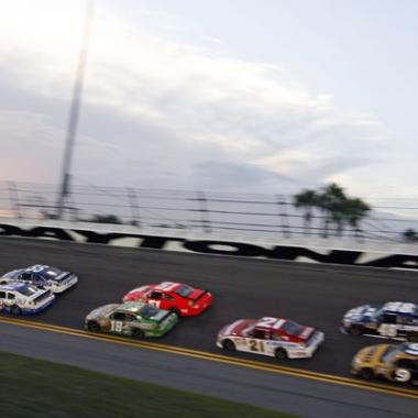 2012 Brad Keselowski NASCAR Sprint Cup Champion (Daytona International Speedway)