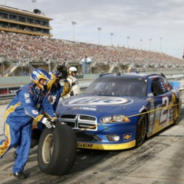 2012 Brad Keselowski NASCAR Sprint Cup Champion (Homestead-Miami Speedway)