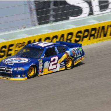 2012 Brad Keselowski NASCAR Sprint Cup Champion (Homestead-Miami Speedway) F