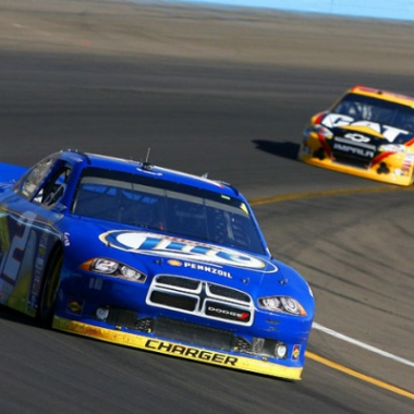 2012 Brad Keselowski NASCAR Sprint Cup Champion (Phoenix International Raceway)