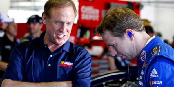 NASCAR: Brad Keselowski Grabs Cup Championship With Penske Racing (PHOTOS)