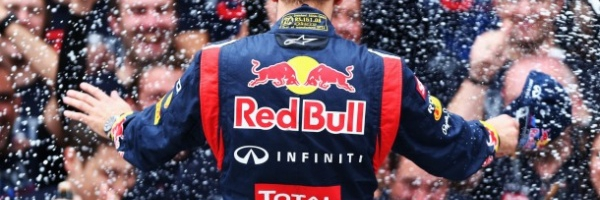 F1: Sebastian Vettel Takes Third Straight Formula One Championship
