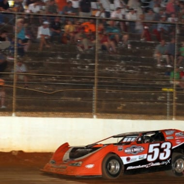2012 Ray Cook - 411 Motor Speedway (DIRT Late Model)