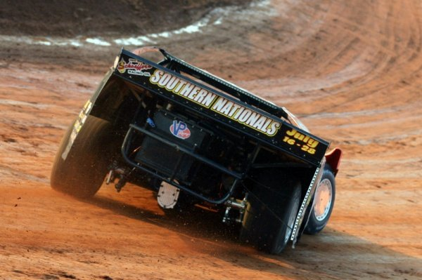 2012 Ray Cook - Smoky Mountain Speedway (DIRT Late Model)