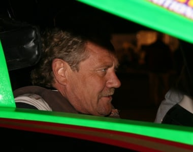 2012 Steve Kinser At Volusia Speedway Park (World of Outlaw Sprint Cars)