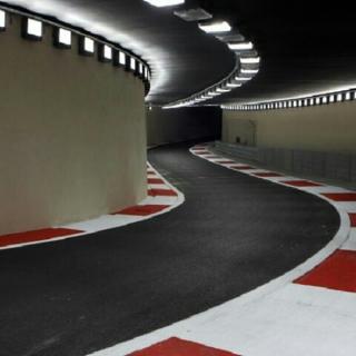2012 Yas Marina Circuit in Abu Dhabi (Formula 1)