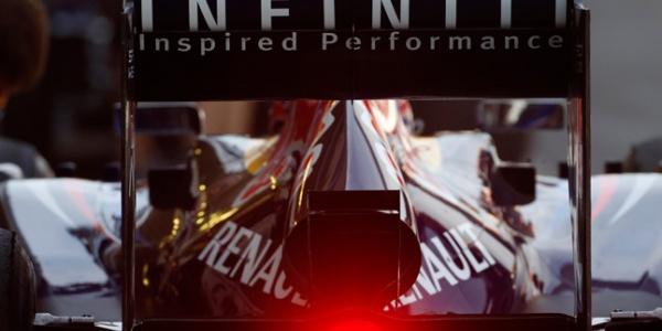 F1: Infiniti Becomes Title Sponsor Of Red Bull Racing