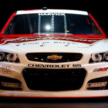 2013 NASCAR Chevrolet SS Unveiling (Kevin Harvick)