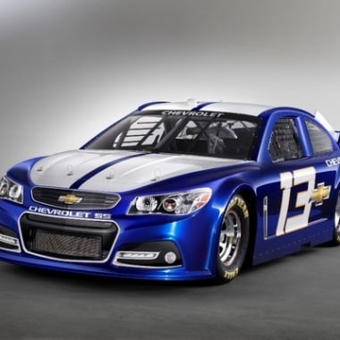 2013 Chevrolet SS Unveiling (NASCAR Cup Series)