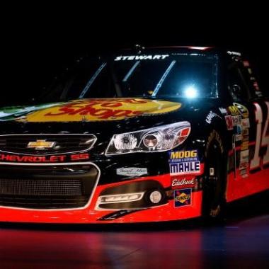 2013 NASCAR Chevrolet SS Unveiling (Tony Stewart)