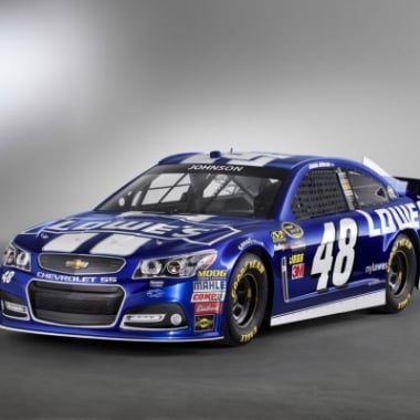2013 NASCAR Chevrolet SS Unveiling (Jimmie Johnson)