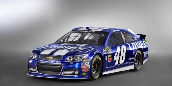 NASCAR CUP: 2013 NASCAR Chevrolet SS Unveiled