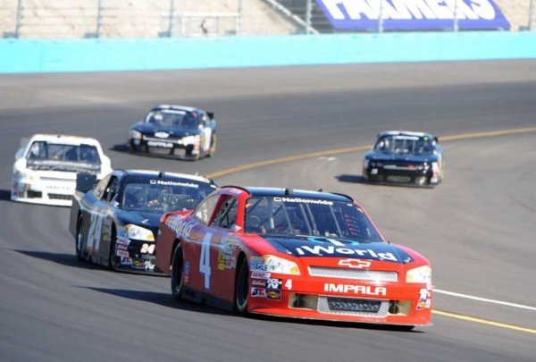 JD Motorsports (NASCAR Nationwide Series) A