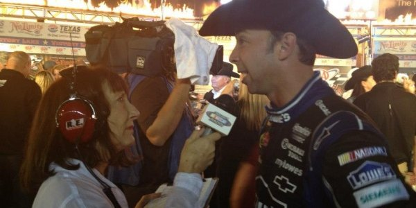 NASCAR CUP: Jimmie Johnson Wins In Texas