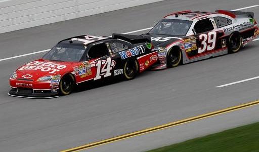 NASCAR CUP: Harvick Joining Stewart-Haas Racing