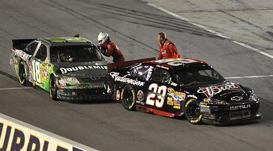 NASCAR: Boys Have At It Dangerously Entertaining?