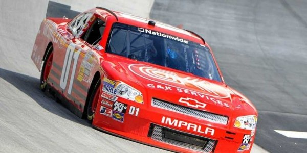 NASCAR NATIONWIDE: Wallace And Harr Ready For Phoenix With JD Motorsports