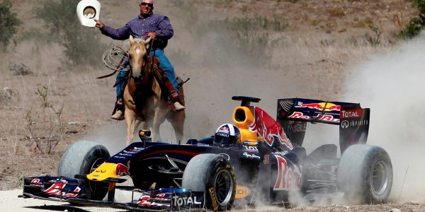 F1: A Brief History Of The US Grand Prix