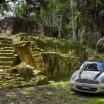 2012 Mini Cooper Visits Tikal Guatemala (INDUSTRY)