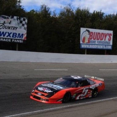 2012 Snowball Derby (Aspalt Late Model)