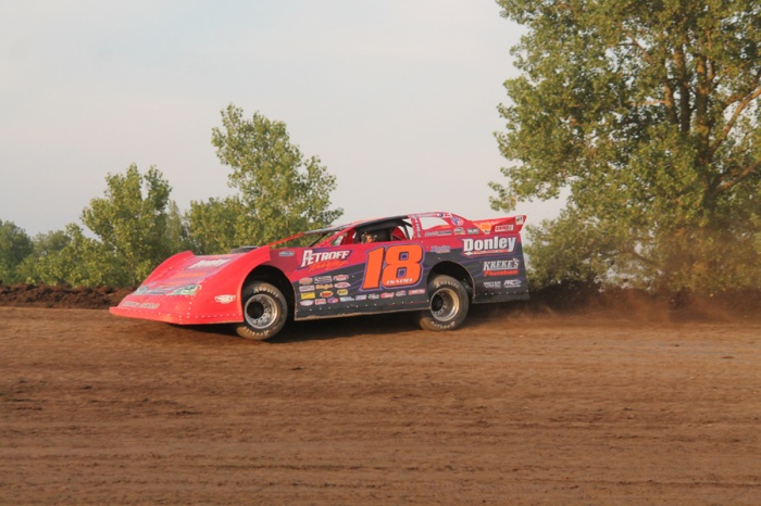 2013 Hell Tour Schedule - Shannon Babb (DIRT Late Model)