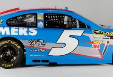 2013 Kasey Kahne Farmers Insurance Paint Scheme (NASCAR Cup Series)