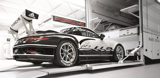 ENDURANCE: 2013 Porsche 911 GT3 Cup Car (PHOTOS)