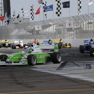 2013 Zach Veach Hired By Andretti Autosport (Firestone Indy Lights)